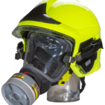 Каска пожарная  MSA GALLET F1-XF