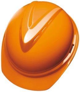 Каска строительная V-gard 500 оранжевая