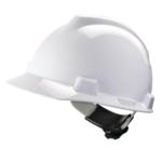 каска v-gard строительная белая