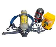 Дыхательный аппарат со сжатым воздухом ПТС Базис_4091629