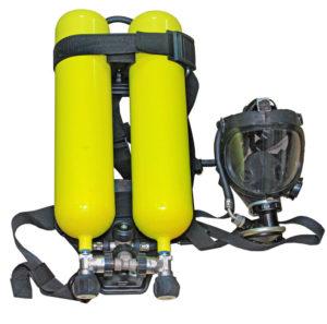 Дыхательный аппарат со сжатым воздухом ПТС Фарватер_4091629