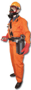 Шланговый дыхательный аппарат купить ПТС Резерв_4091629